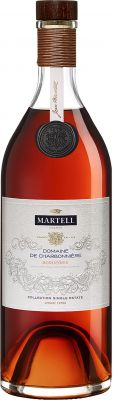 [kuva: Martell Single Estate Collection Domaine de Charbonnière Cognac Extra(© Alko)]