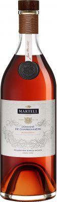 [kuva: Martell Single Estate Collection Domaine de Charbonnière Cognac Extra(© Alko)]
