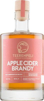 [kuva: Teerenpeli Apple Brandy(© Alko)]