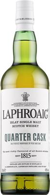 [kuva: Laphroaig Quarter Cask Single Malt(© Alko)]
