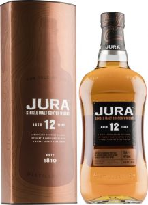 [kuva: Jura 12 Year Old Single Malt(© Alko)]