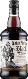 [kuva: Captain Morgan Black Spiced(© Alko)]