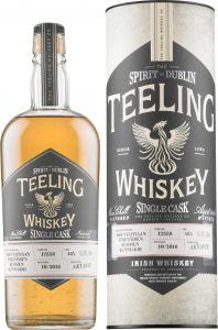 [kuva: Teeling Whiskey Single Cask Aquavit(© Alko)]