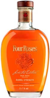 [kuva: Four Roses Small Batch Limited Edition 2016(© Alko)]