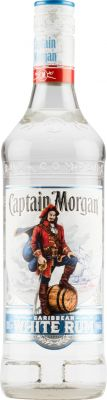 [kuva: Captain Morgan White Rum(© Alko)]