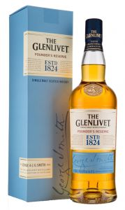 [kuva: The Glenlivet Founder's Reserve Single Malt(© Alko)]