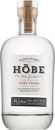 [kuva: Hõbe Organic Vodka(© Alko)]