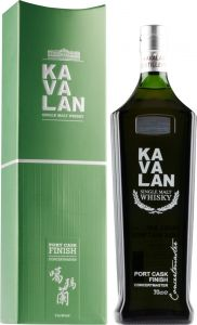 [kuva: Kavalan Port Cask Finish Concertmaster Single Malt(© Alko)]