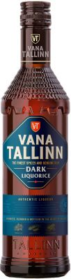 [kuva: Vana Tallinn Dark Liquorice(© Alko)]
