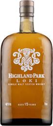 [kuva: Highland Park Loki 15 Years Old Orkney Single Malt(© Alko)]