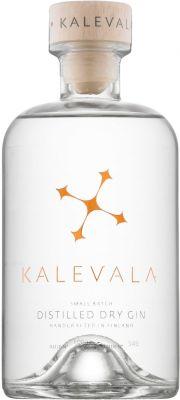 [kuva: Kalevala Distilled Dry Gin(© Alko)]