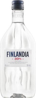 [kuva: Finlandia 30% muovipullo(© Alko)]