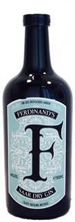[kuva: Ferdinand's Saar Dry Gin(© Alko)]