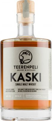 [kuva: Teerenpeli Distiller's Choice Kaski Single Malt(© Alko)]