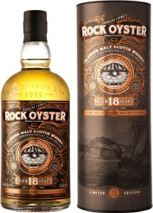 [kuva: Rock Oyster 18 Year Old Blended Malt(© Alko)]