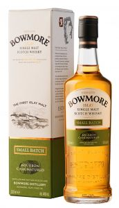 [kuva: Bowmore Small Batch Single Malt(© Alko)]