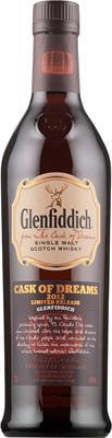 [kuva: Glenfiddich Cask of Dreams Nordic Oak Edition Single Malt(© Alko)]