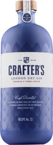 [kuva: Crafter's London Dry Gin(© Alko)]