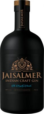 [kuva: Jaisalmer Indian Craft Gin(© Alko)]