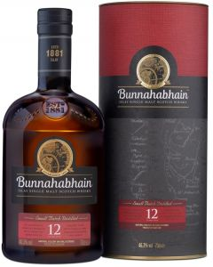 [kuva: Bunnahabhain 12 Year Old Single Malt(© Alko)]