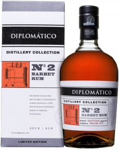 [kuva: Diplomático Distillery Collection No 2 Barbet Rum(© Alko)]