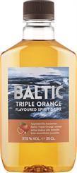 [kuva: Baltic Triple Orange muovipullo(© Alko)]