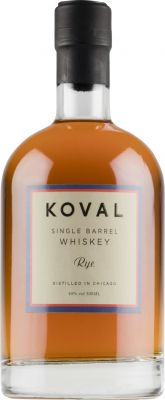 [kuva: Koval Single Barrel Rye(© Alko)]