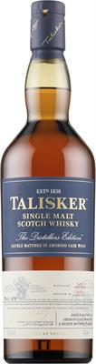 [kuva: Talisker The Distillers Edition 2013 Single Malt(© Alko)]