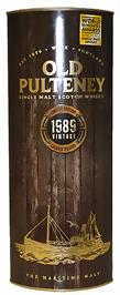 [kuva: Old Pulteney 1989 Vintage Single Malt(© Alko)]