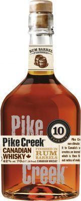 [kuva: Pike Creek 10 Year Old Double Barrel(© Alko)]