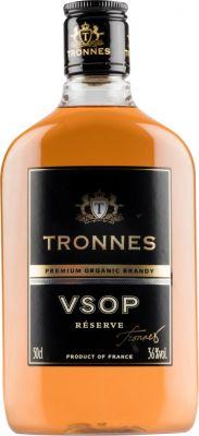 [kuva: Tronnes VSOP Reserve muovipullo(© Alko)]