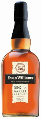 [kuva: Evan Williams Single Barrel Vintage 2010(© Alko)]