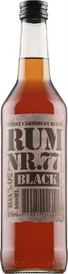 [kuva: Rum Nr. 77 Black(© Alko)]