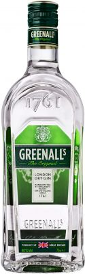 [kuva: Greenall's Original London Dry Gin(© Alko)]