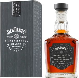 [kuva: Jack Daniel's Single Barrel Select(© Alko)]