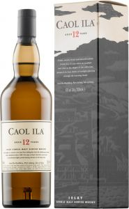 [kuva: Caol Ila 12 Year Old Single Malt(© Alko)]
