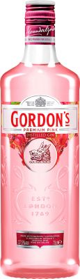 [kuva: Gordon's Premium Pink Distilled Gin(© Alko)]