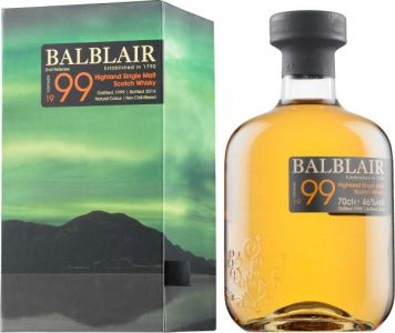 [kuva: Balblair 1999 Single Malt(© Alko)]