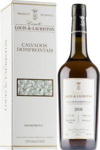 [kuva: Comte Louis de Lauriston Banyuls Cask Finish Calvados 2008(© Alko)]