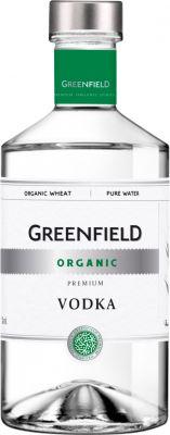 [kuva: Greenfield Organic Vodka(© Alko)]