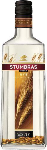 [kuva: Stumbras Vodka Rye(© Alko)]
