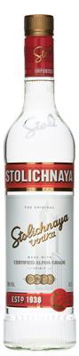 [kuva: Stolichnaya Vodka(© Alko)]