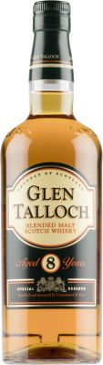 [kuva: Glen Talloch 8 Year Old Blended Malt(© Alko)]