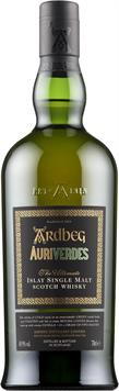 [kuva: Ardbeg Auriverdes Single Malt(© Alko)]