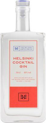 [kuva: Helsinki Distilling Company Cocktail Gin(© Alko)]
