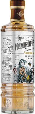 [kuva: Nemiroff Flavoured Vodka Burning Pear(© Alko)]