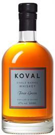 [kuva: Koval Four Grain Whiskey(© Alko)]