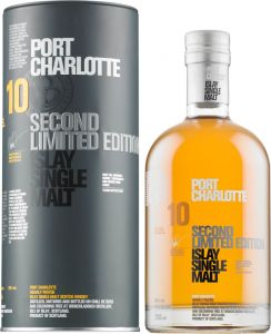 [kuva: Bruichladdich Port Charlotte 10 Year Old Single Malt(© Alko)]