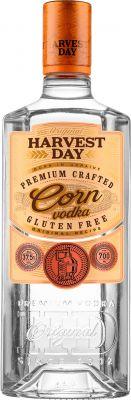 [kuva: Harvest Day Corn vodka(© Alko)]