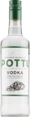 [kuva: Pottu Vodka(© Alko)]